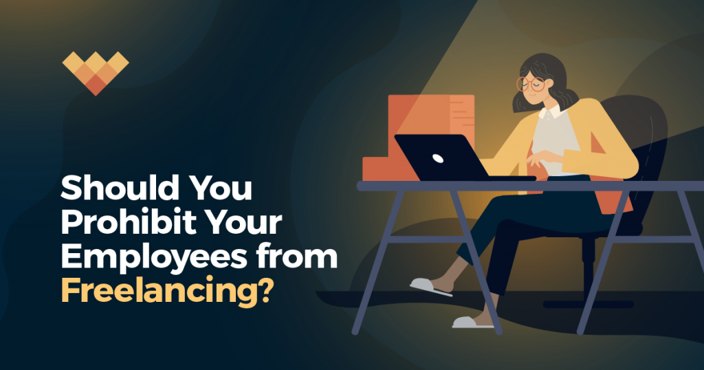Allowing your employees to freelance on the side