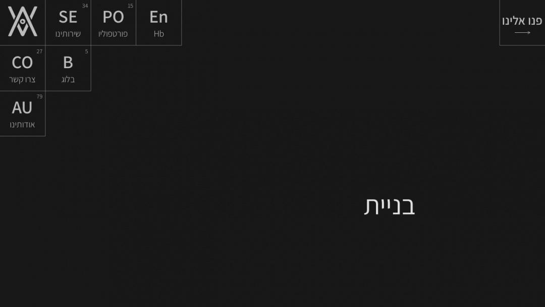 Screenshot of ANVI — DIGITAL AGENCY's Website