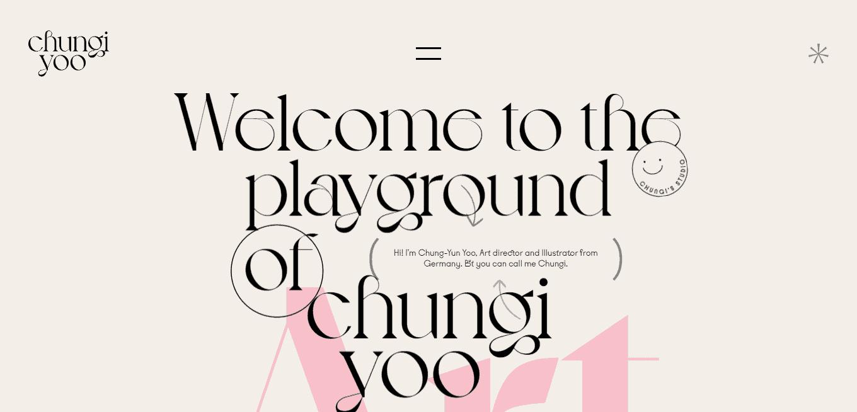 Best Agency Website for Chungi Yoo