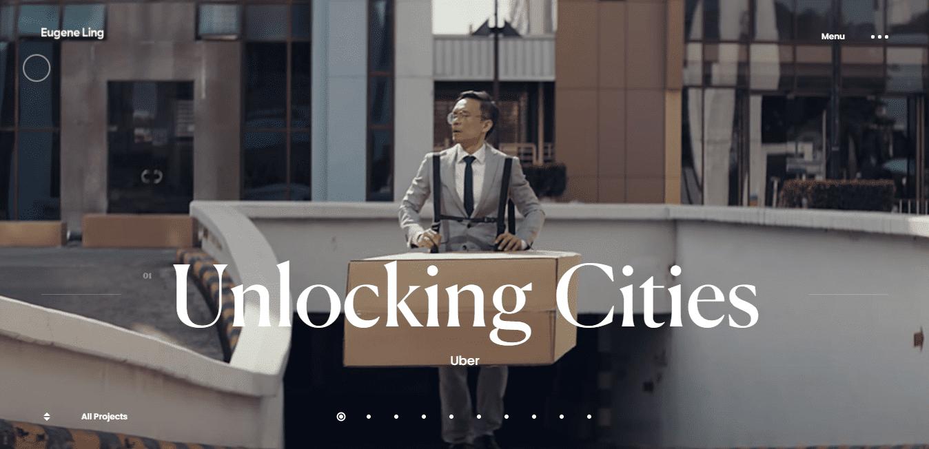 Best Contractor Website for Eugene Ling