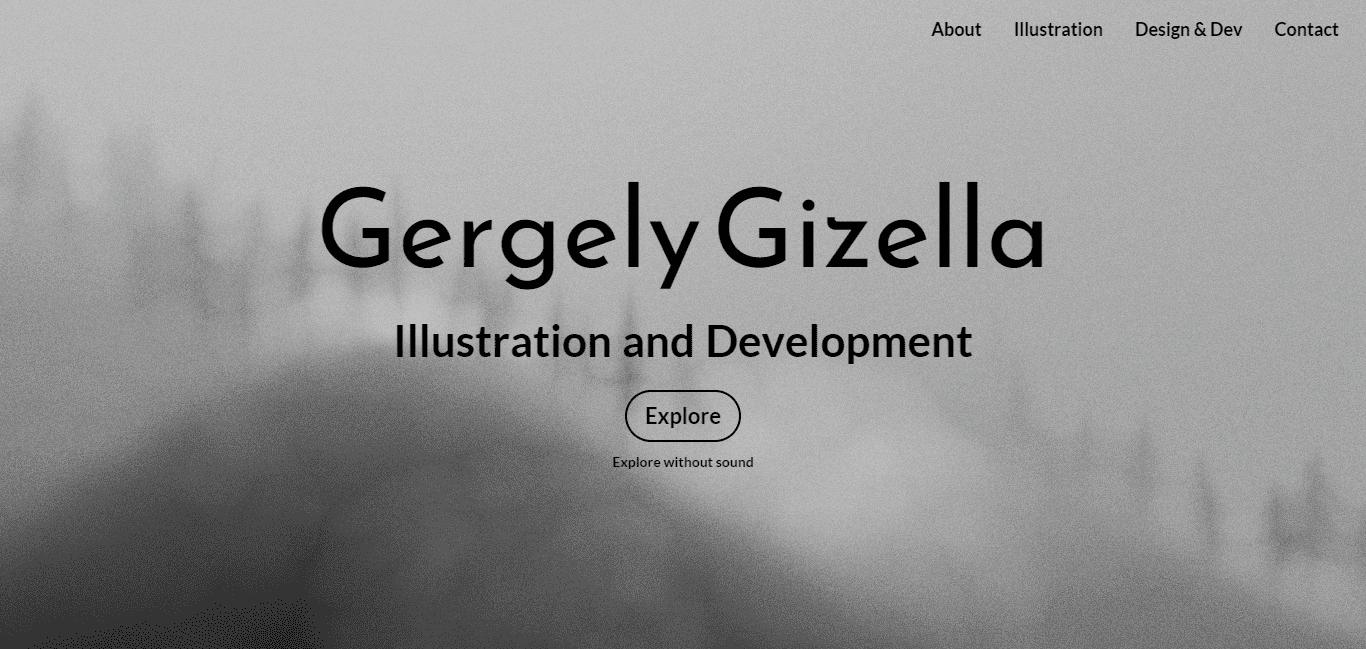 Best Agency Website for Gergely Gizella
