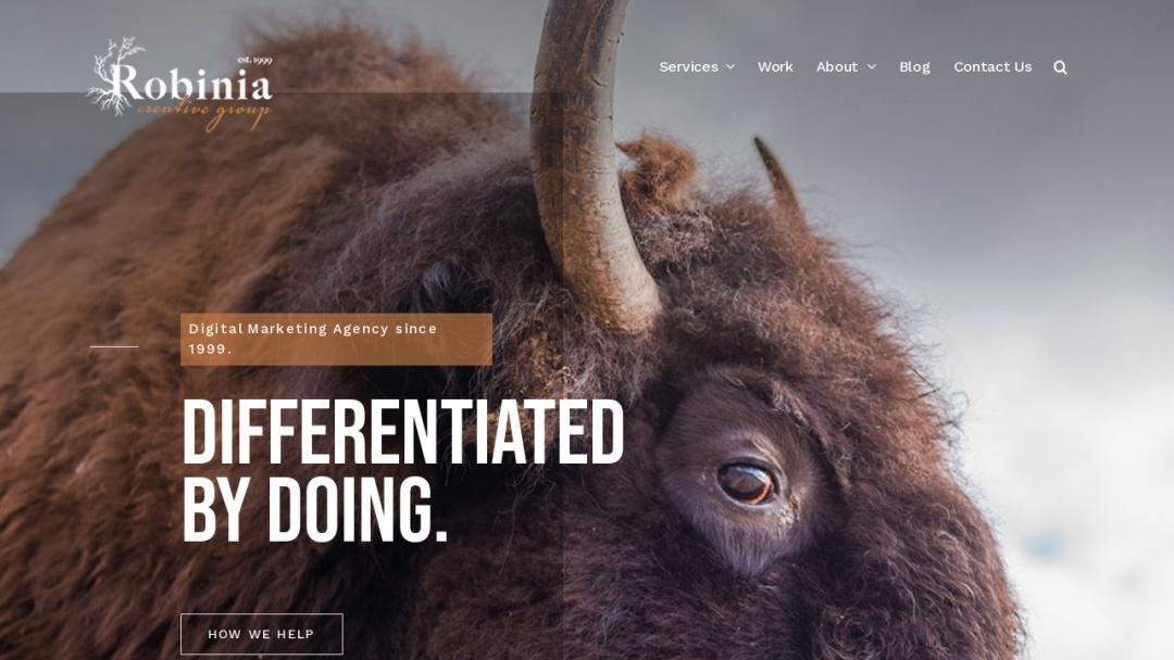 Screenshot of GHI Internet Services's Website