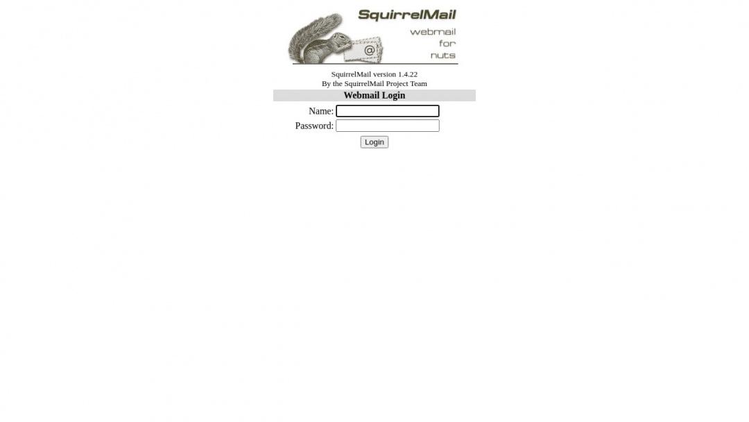 Screenshot of RB Marketing Communications, Inc.'s Website