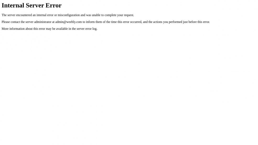 Screenshot of Stunning Creations LTD's Website