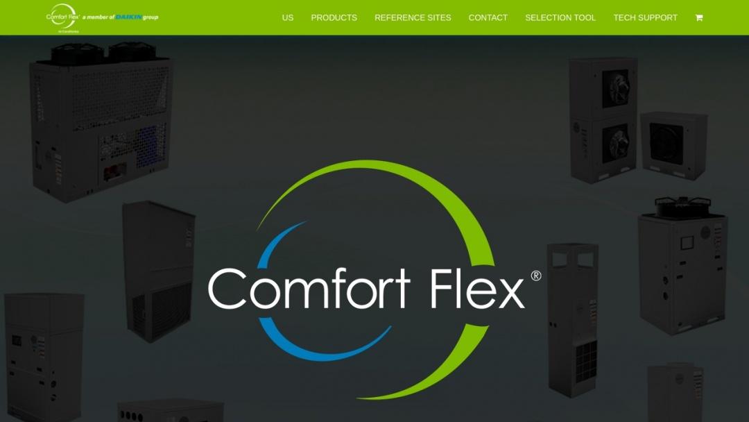 Screenshot of WE Work in PR's Website