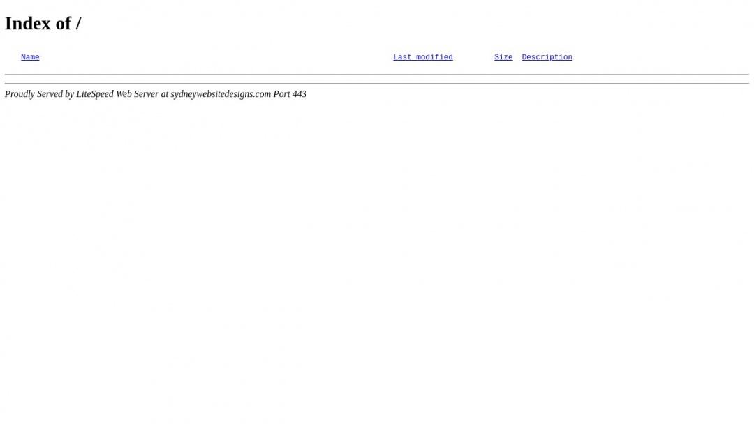 Screenshot of WEB DESIGN MARKETING AUSTRALIA's Website