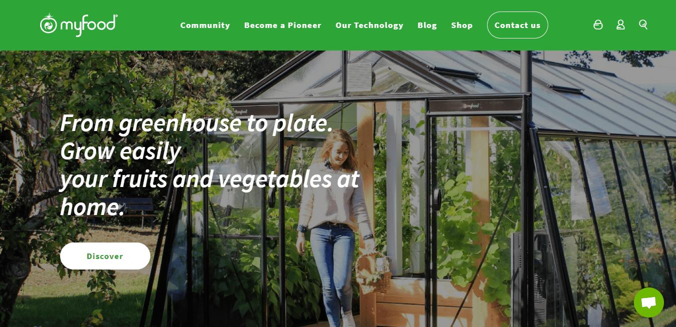 Best Pest Control Website for Myfood
