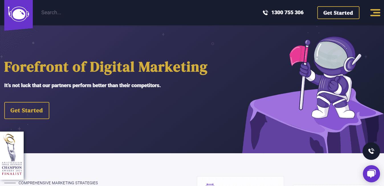 Best PPC Agency Website for Sitecentre