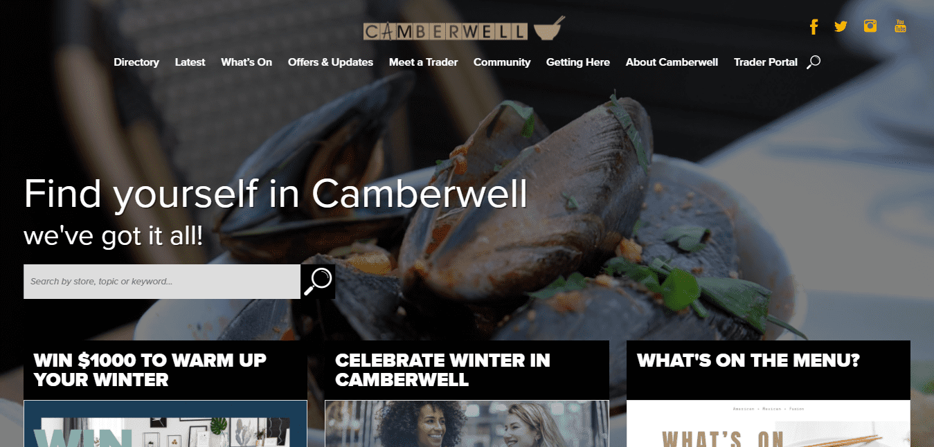 Best Professional Service Website for Camberwell