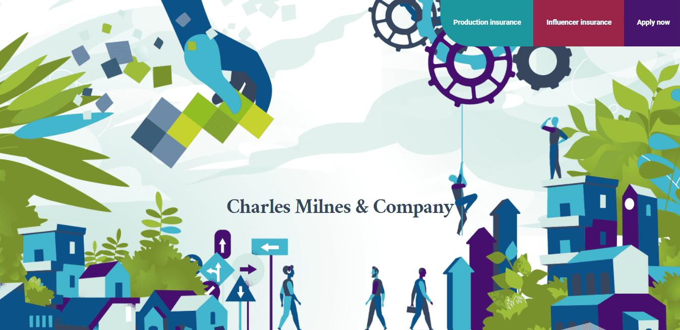 Best Professional Service Website for Charles Milnes & Company Ltd