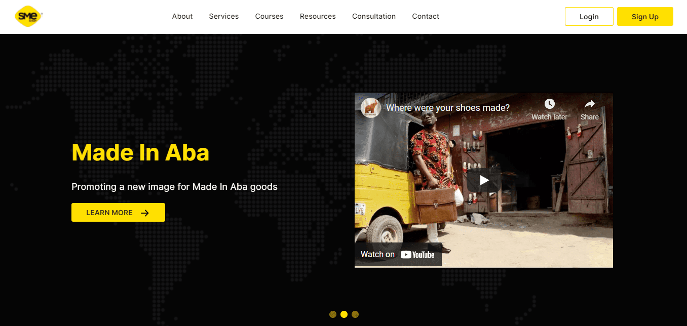 Best Small Business Website for TBWA Concept Unit