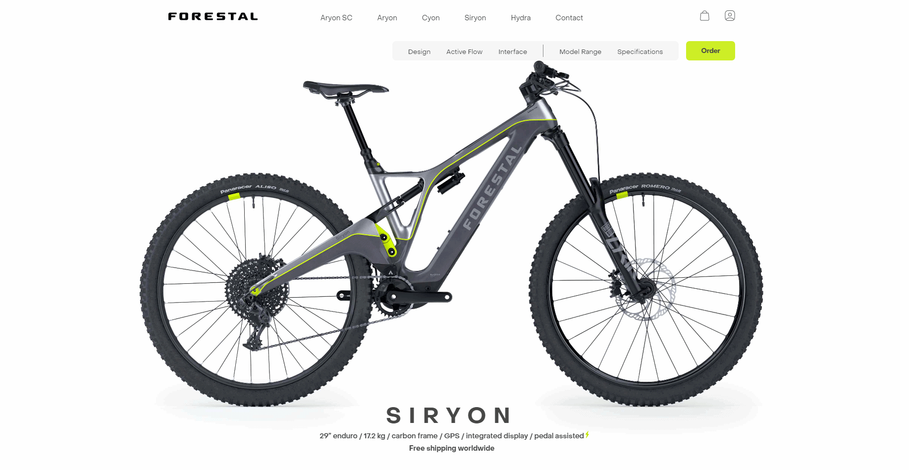 Best Agency Website for Forestal