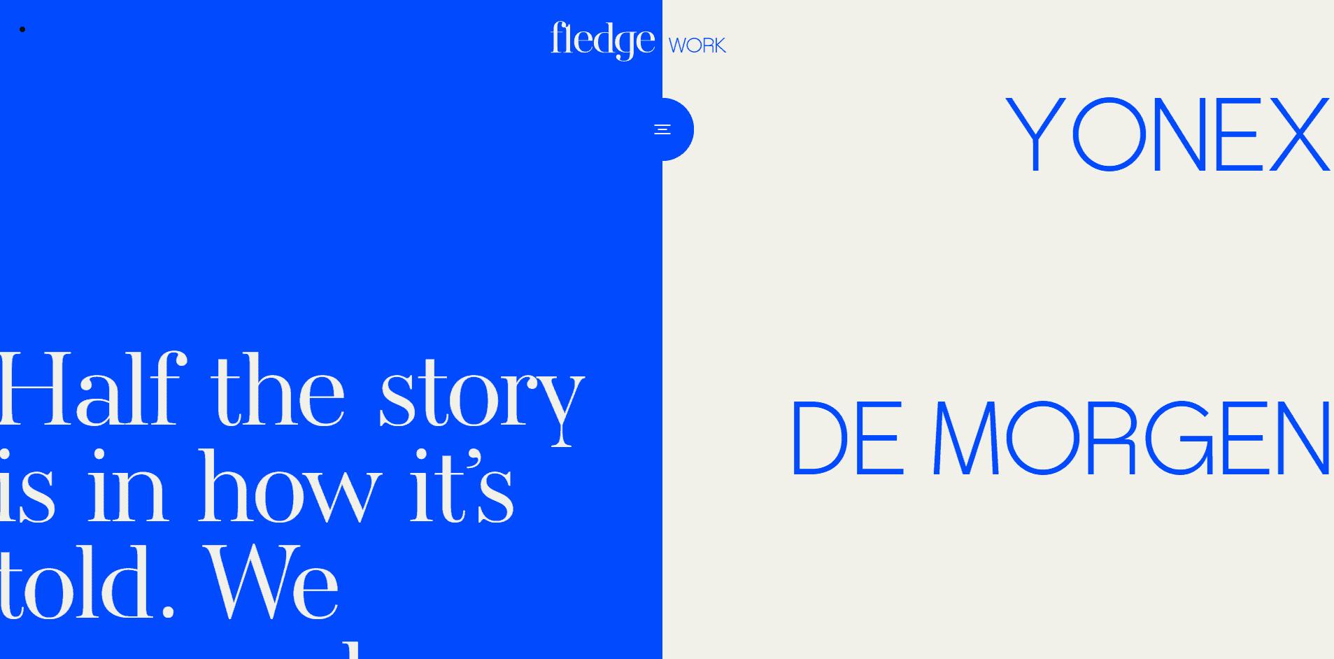 Best Agency Website for Fledge