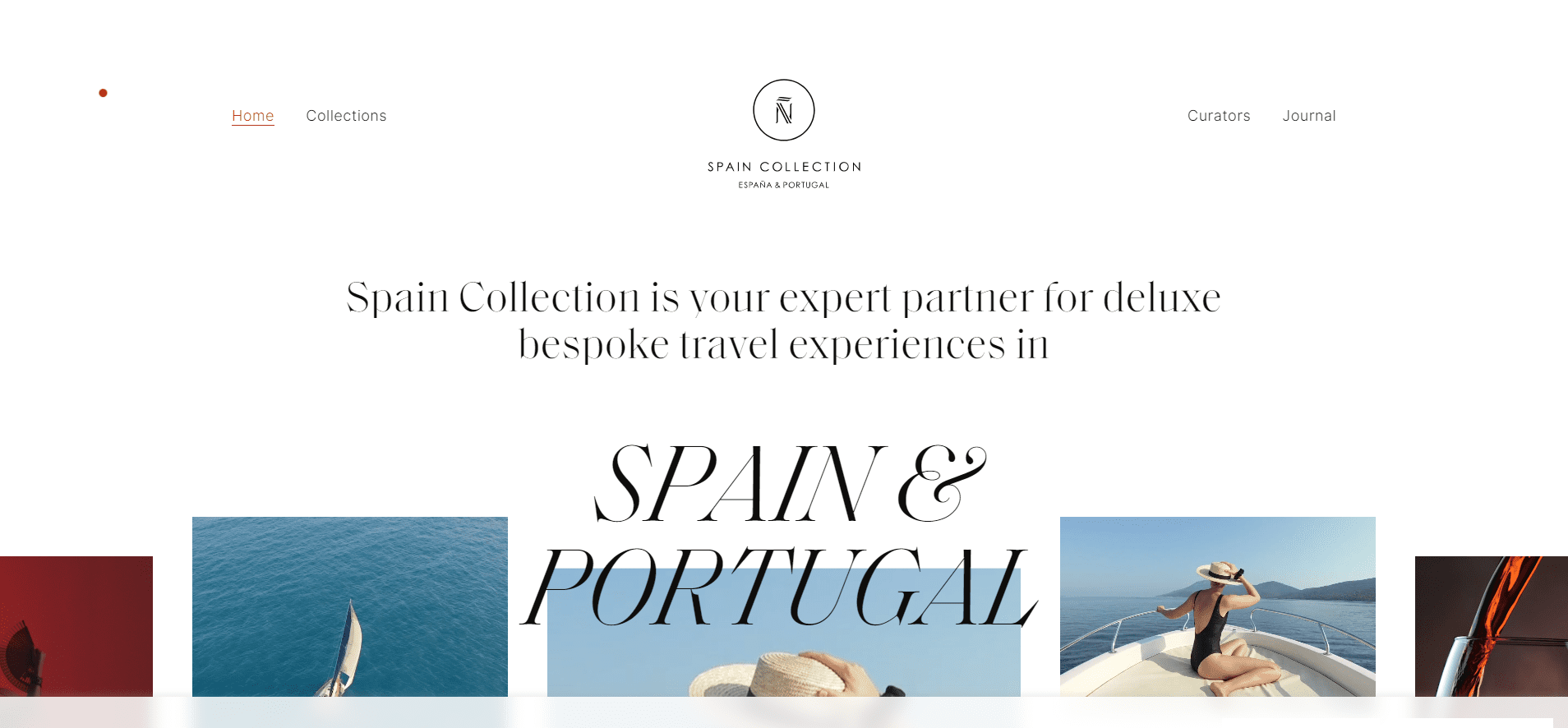 Best Agency Website for SPAIN COLLECTION
