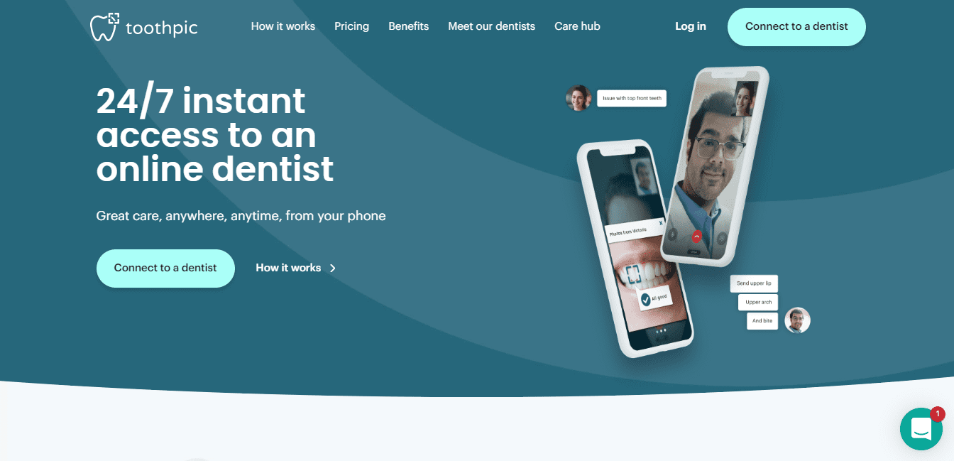 Best Dentist Website for Toothpic