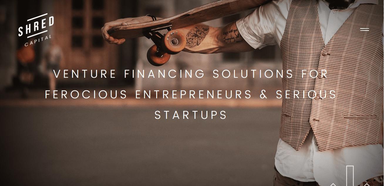 Best Finance Website for Shred Capital