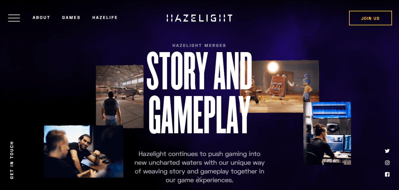 Best Game Developer Website for Hazelight
