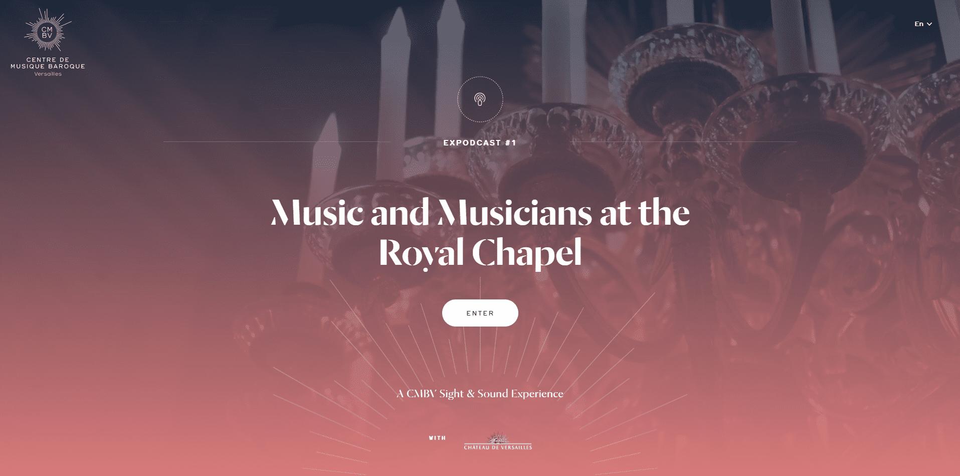 Best Agency Website for Centre De Musique Baroque