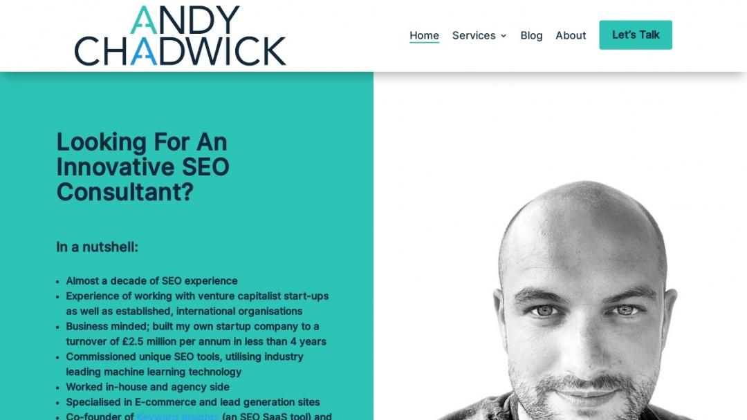 Screenshot of Digitalquokka's Website