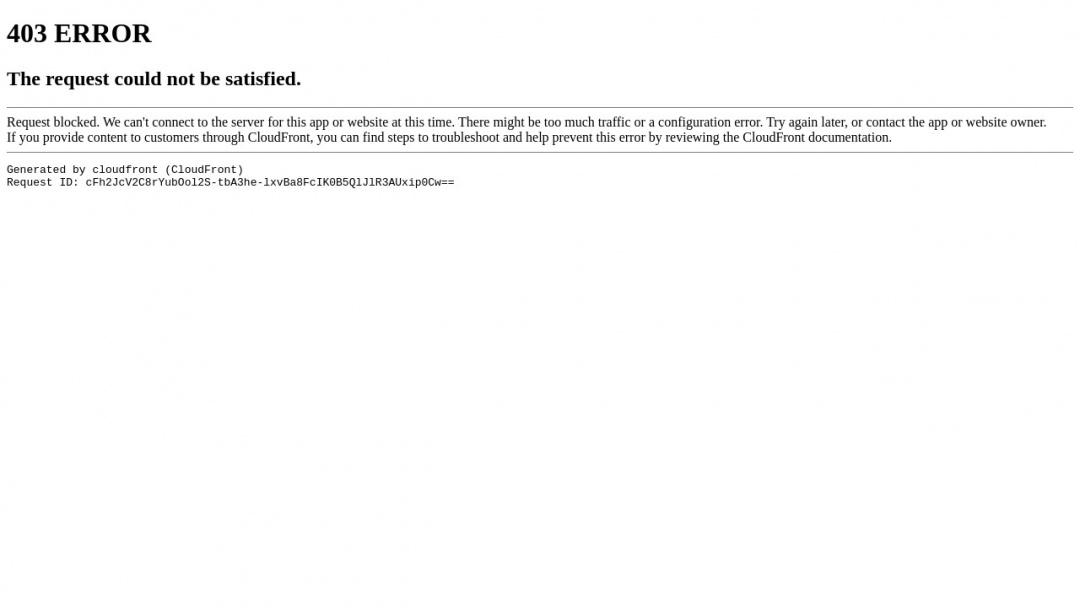Screenshot of Score East's Website