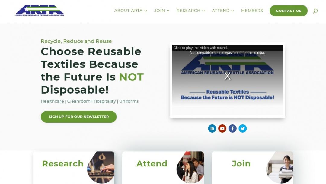 Screenshot of UMPS CARE Charities's Website